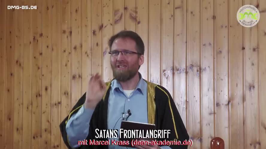 SATANS FRONTALANGRIFF